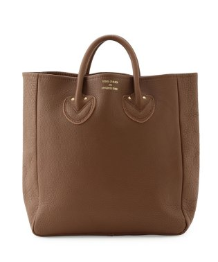 【YOUNG & OLSEN】 EMBOSSED LEATHER TOTE M