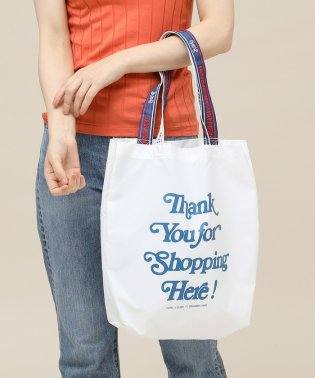 【YOUNG & OLSEN】SHOPPING TOTE TY4