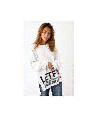 LETF ロングスリーブ Tシャツ