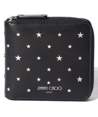 【JIMMY CHOO】SCOTT コンパクトウォレット