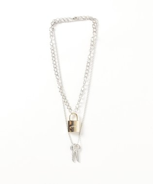 Padlock SET Necklace