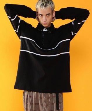 切替ビッグラガーシャツ(UTILITY LINE)
