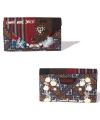 ACCESSORIES FABRIC LONG WALLET