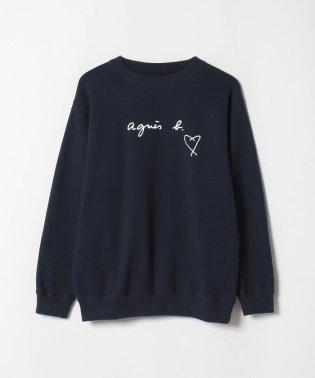 【WEB限定】SBX4 SWEAT ロゴスウェット