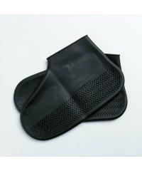 レインシューズカバー 防水 持ち運び 収納袋付き レディース メンズ オーバーシューズ レイン フェス TK-91010