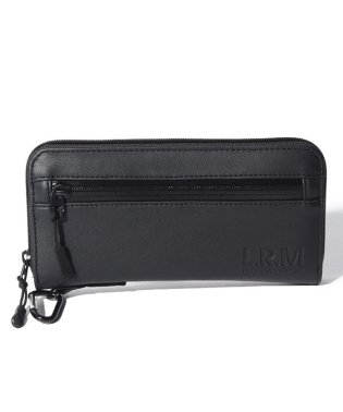 【L.R.M】 WATERPROOF ZIP ROUND WALLET