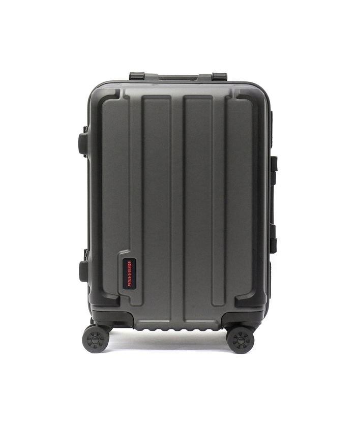 (BRIEFING/ブリーフィング)【日本正規品】 ブリーフィング スーツケース BRIEFING H−35 HD ハード フレーム 35L BRA191C04/ユニセックス グレー