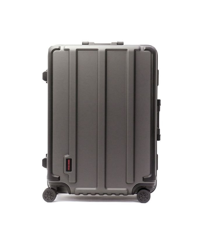 (BRIEFING/ブリーフィング)【日本正規品】 ブリーフィング スーツケース BRIEFING H−98 HD ハード フレーム 98L BRA191C05/ユニセックス グレー