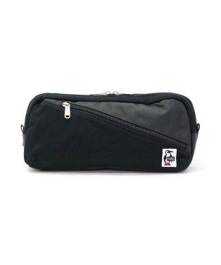 【日本正規品】CHUMS ウエストバッグ チャムス Square Waist Bag Sweat Nylon CH60-2811