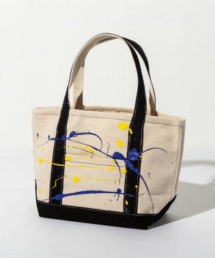 DRESSCAMP (ドレスキャンプ) ペンキデザイントートバッグ