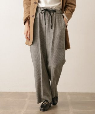 Le GLAZIK WOOL/C/L TWILL PANTS