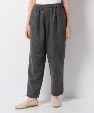 【mizuiro ind】easy tucked パンツ