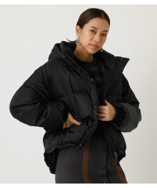 VOLUME SHORT DOWN COAT