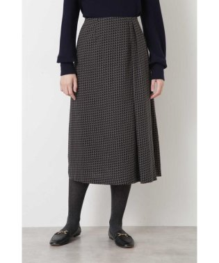 ◆コットンレクセルビエラプリントスカート