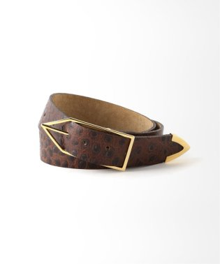 【COCO SANDS】 Leather Belt / レザーベルト