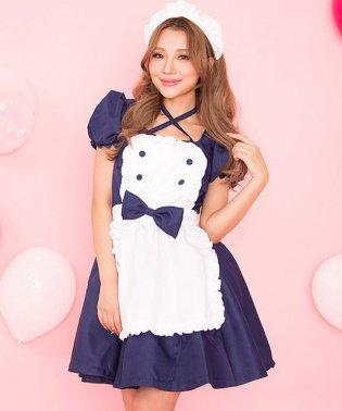 Cosplay【コスプレ】ハロウィン メイド
