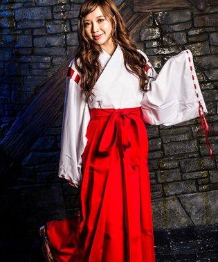 Cosplay【コスプレ】巫女