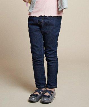 【140~150cm】アジャスター付きストレッチツイル パンツ