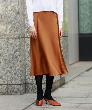 【otonaMUSE11月号掲載】グロッシーミモレスカート