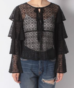 【khaju】SISTER JANE:LACE TOP