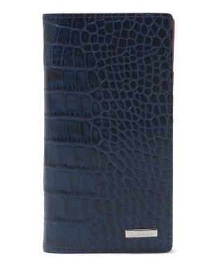 """Booktype iPhone Case""""CrocoStyle""""(iPhone XS/iPhone X)"""
