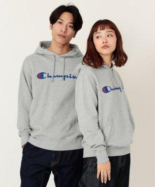【WEB限定】Champion(チャンピオン)プルオーバースウェットパーカー