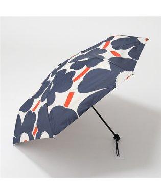 3SECTION MANUAL PENI UNIKKO 047942 ウニッコ柄 折り畳み傘 雨傘 パラソル 雨具 153 レディース