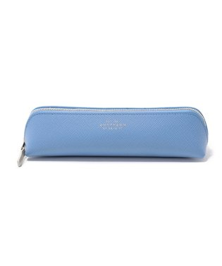 PANAMA PENCIL CASE 1011556 レザー ペンケース ペンシルケース 筆箱 NILE-BLUE レディース