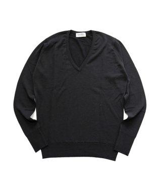 PEPIN  Vネック ニット メリノウール セーター カラー全3色レディース