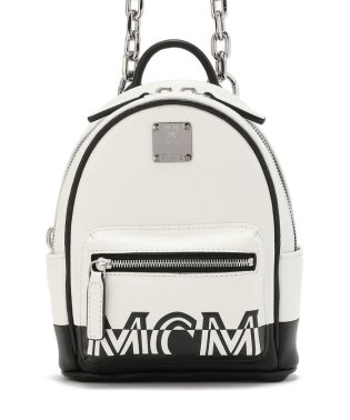MCM/エムシーエム/ContrastLogo CrossBodyBag Mini