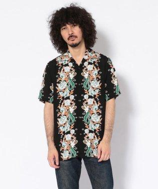 Aloha Blossom/アロハ ブロッサム/MERMAID SHIRTS/マーメイドアロハシャツ