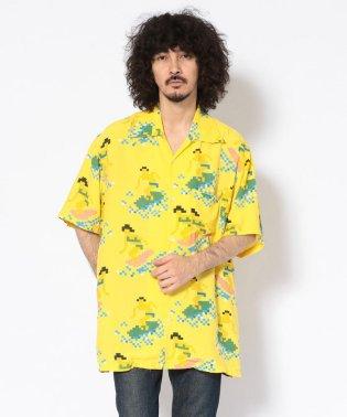 Aloha Blossom/アロハ ブロッサム/BIT SURFER SHIRTS/ビットサーファー アロハシャツ