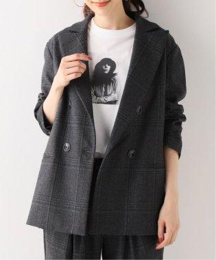 【MIRKO】チェックテーラードジャケット