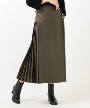 ONEIL OF DUBLIN:アコーディオンロングスカート