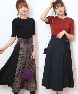 【追加生産/組成変更】3WAYスカート