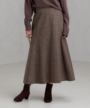 ◆SC フラノ マーメード スカート ※
