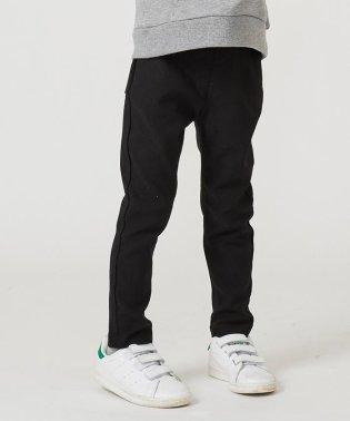 【BOYS/90~130cm】アジャスター付きストレッチツイル パンツ