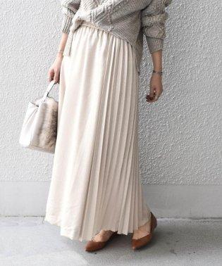 Khaju:サイドプリーツスカート