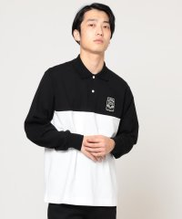 LACOSTE × BEAMS / 別注 ロングスリーブ ポロシャツ
