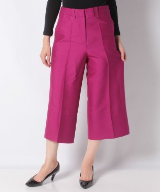 【SHIPS for women】INSCRIRE:GRAPE SABLIER SLACKS