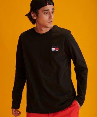 ロゴパッチロングTシャツ