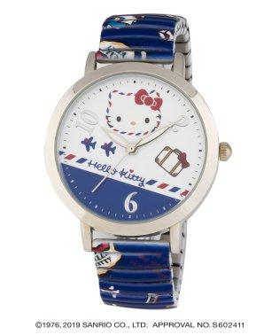 ハローキティ HELLO KITTY 腕時計 アナログウオッチ レディース キッズ 【HK-A1671-BLS】