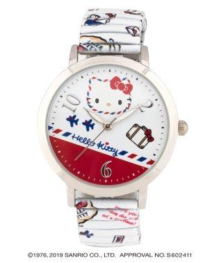 ハローキティ HELLO KITTY 腕時計 アナログウオッチ レディース キッズ 【HK-A1672-WTS】