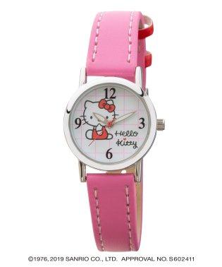 ハローキティ HELLO KITTY 腕時計 アナログウオッチ レディース キッズ 【HK-AL1621-PKS】
