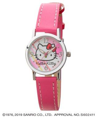 ハローキティ HELLO KITTY 腕時計 アナログウオッチ レディース キッズ 【HK-AL1631-PKS】