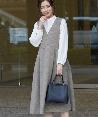 【WEB限定】プレミアムフィールジャンパースカート
