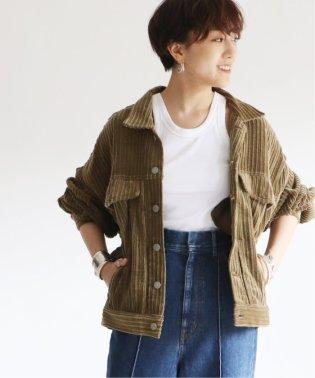 【CURRENTAGE /カレンテージ】CORDUROY BIG ジャケット◆