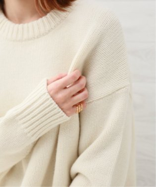 【Soierie】Helical pinky ring / ヘリカル ピンキーリング