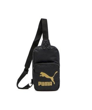 プーマ ボディバッグ PUMA ウエストバッグ CORE コア オリジナルス X-バッグ  ワンショルダーバッグ 斜めがけ B5 小さめ 軽量 076647