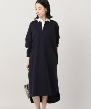 【TRADITIONAL WETHER WEAR】 SP ラグビー シャツワンピース
